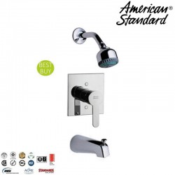 Seva In Wall Shower and Mixer