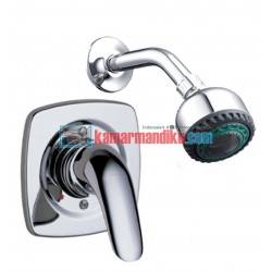 American Standard Saga In Wall Single-Lever Bath&Shower Mixer Faucet WF-1522.701.50