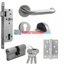 Yale Paket Set Promo Kunci Pintu Handle YTL 010 Door Lock