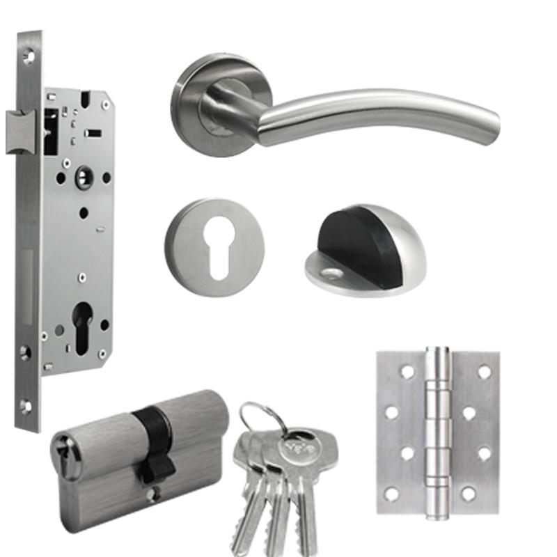 Yale doorlock for Pintu kitchen set