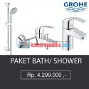 Paket Bath / Shower