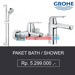 Paket Bath / shower grohe