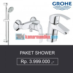 Grohe shower package