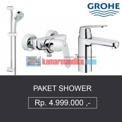 Paket shower grohe