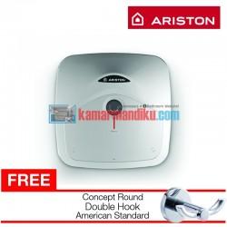 water heater ariston andris r free double hook