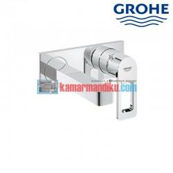 2-hole basin mixer Grohe quadra 19479000