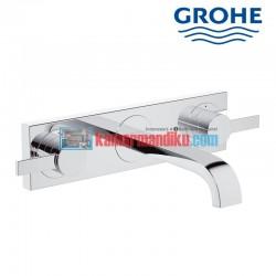3-hole basin mixer S-size 20189000