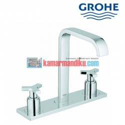 3-hole basin mixer M-size Grohe allure 20143000