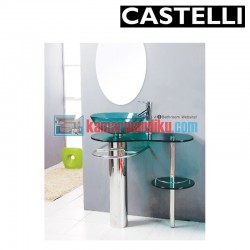 GLASS BASIN SET CASATELLI