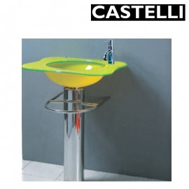 GLASS BASIN SET CASTELLI