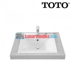 Wastafel Toto LW 538 RCB