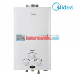 Midea Gas Water Heater Jsd10-5dg2