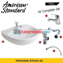 American Standard Package Stuva 50