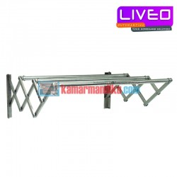 Liveo wall hanging 3 bars Lv 304 (1m)