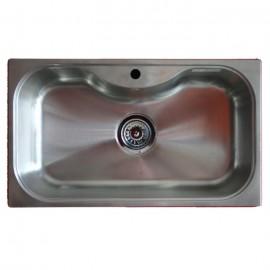Produk terbaru kitchen sink Tecnogas TS871V