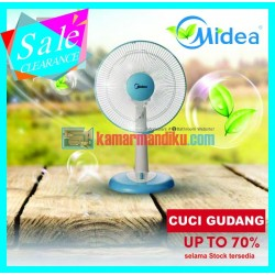 Kipas Angin Midea Fan Tipe FT 30 8 J