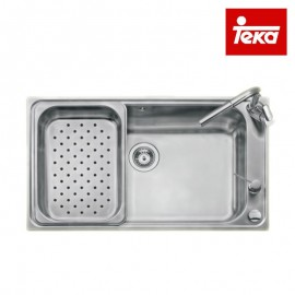 Teka Sink Dapur Bahia 1B Plus Stainless Steel