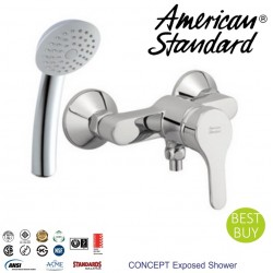 Concept Exposed Shower WF1412.701.50