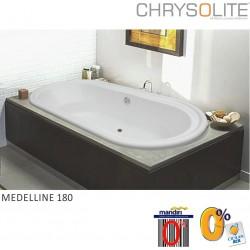 Bathtub Medelline 180