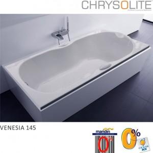 Bathtub Venesia + Whirlpool