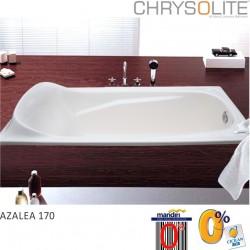Bathtub Azalea 170 + Whirlpool