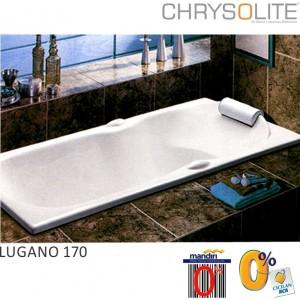 Bathtub Lugano 170 + Whirlpool