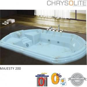 Bathtub Majesty + Whirlpool