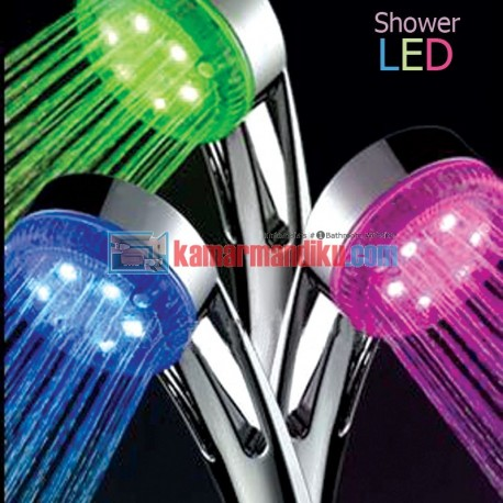 SW LED Hand Shower