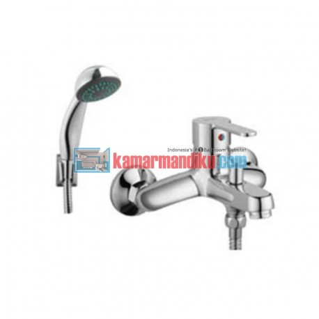 American Standard Seva Exposed Bath & Shower Mixer Faucet