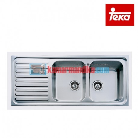 Kitchen SInk Teka Tipe Classic 2B 1D