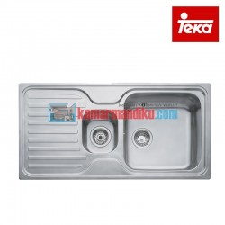 Kitchen Sinks Teka Type Classic 1 1/2B 1D