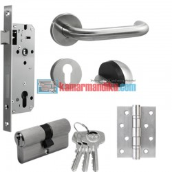 Yale Paket Set Promo Kunci Pintu Handle YTL 010 Door Lock