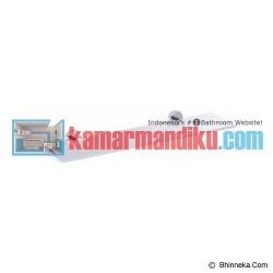American Standard Rak Aksesoris Kaca Concept Round Glass Shelf M2801-10