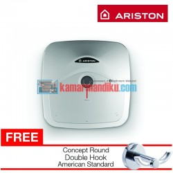 water heater ariston andris r free double hook