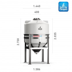 Penguin Silo Tank TV 200