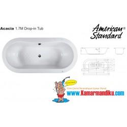 Bathtub Acacia 1700AC01K