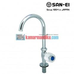 sink faucets san-ei a56jc