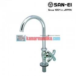 a56jp sink faucets san-ei