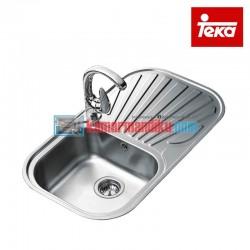 Sink Teka Stylo 1B 1D Stainless