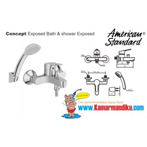 Concept Bath Mixer