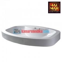 Wastafel Bowl Halmar Indigo