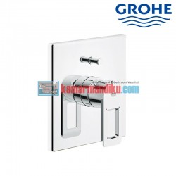 SINGLE-LEVER BATH OR SHOWER MIXER GROHE QUADRA 19456000