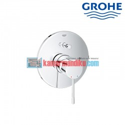 Single-lever bath or shower mixer Grohe essence new 19285001