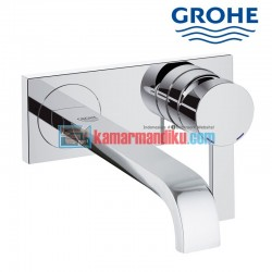 2-hole basin mixer M-size grohe allure 19386000