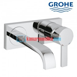 2-hole basin mixer S-size grohe allure 19309000