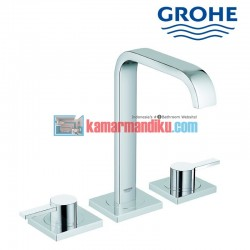 3-hole basin mixer M-size Grohe allure 20188000