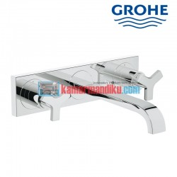3-hole basin mixer M-size grohe allure 20192000