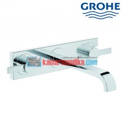 3-hole basin mixer M-size grohe allure 20193000