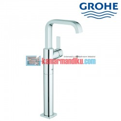single-lever basin mixer XL-size grohe allure 32249000