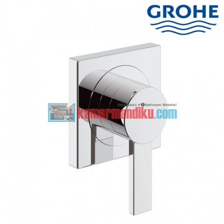 concealed valve exposed part grohe allure 19384000
